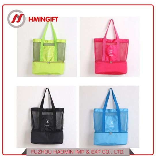 Double Insulated Lunchbox Ice Packs Multi-Purpose Picnic Bag C&ing Travel Admission Bags Men Women Sports Bags Large Storage Bag  sc 1 st  Fuzhou Haomin Imp. u0026 Exp. Co. Ltd. & China Double Insulated Lunchbox Ice Packs Multi-Purpose Picnic Bag ...