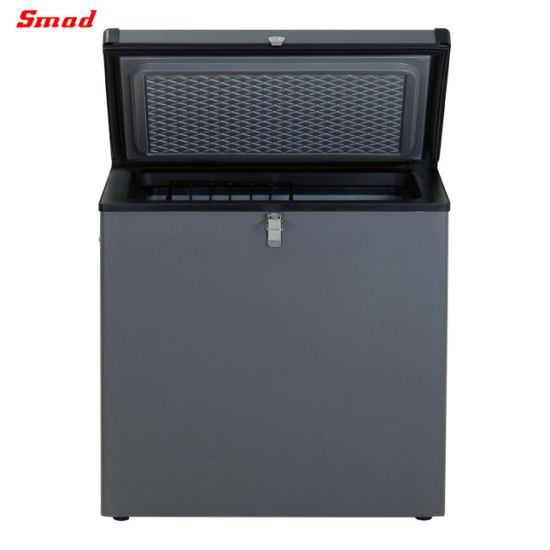 Hot Sale Chest Freezer DC 12V 24V Lp Gas Kerosene Freezer
