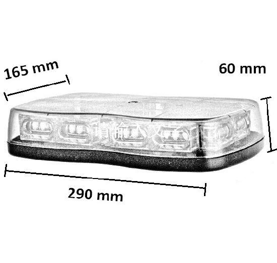 China amber yellow led magnetic min light bar dc12 48v china led amber yellow led magnetic min light bar dc12 48v aloadofball Image collections