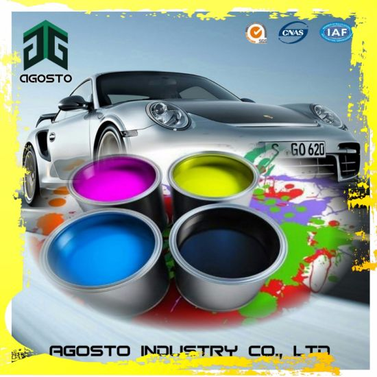 Gold Spray Paint for Vehicles pictures & photos