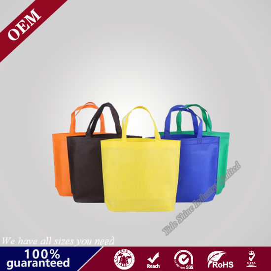 2019 Top Quality for Promotion Wholesale Eco Cheap Cloth Brand PP Woven Bag, Non Woven Bag pictures & photos