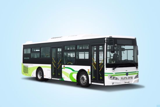 Sunlong Slk6109 High Floor New Diesel City Bus pictures & photos