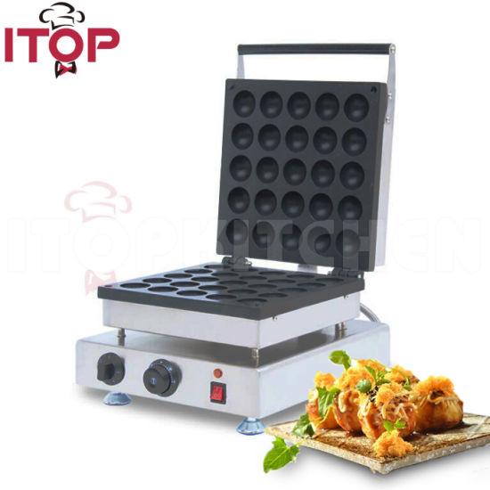 Industrial ware waffles