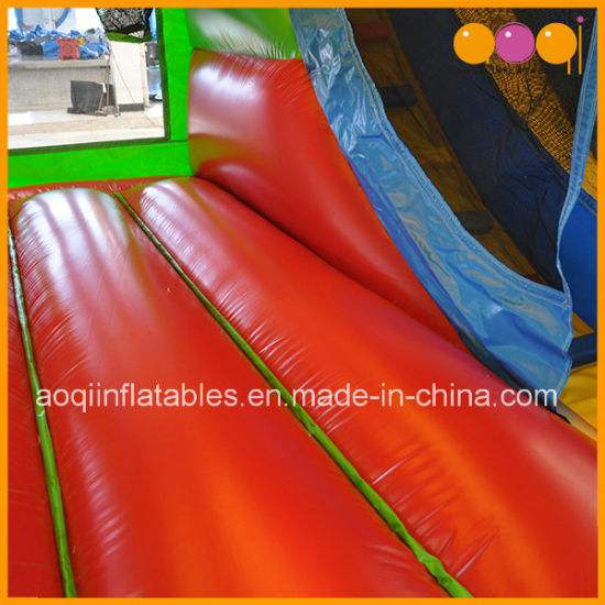 Birthday Party Inflatable Bouncy Bed (AQ758-6) pictures & photos