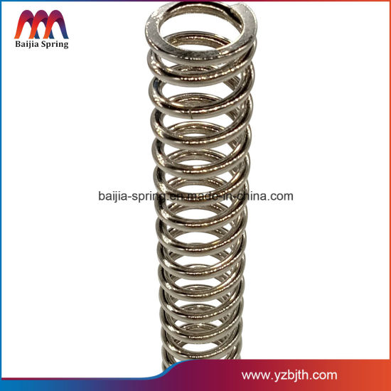 High Temperature Compression Spring Automobile Suspension with SGS pictures & photos