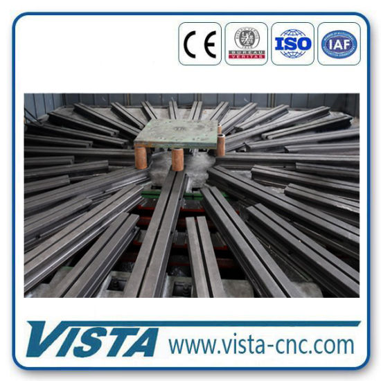 CNC Steel Plate Drilling Machine (DM4000-2A) pictures & photos