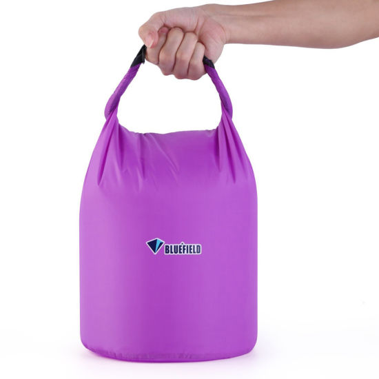 Portable Outdoor PVC Waterproof Diving Bag Travel Dry Bags Rafting Bag 10L 20L Waterproof with Ajustable Strap Free Shipping
