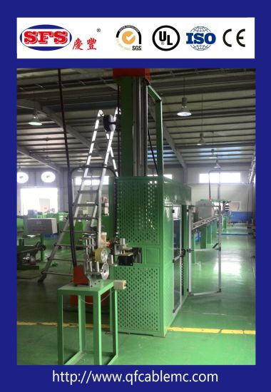 Flat Wire/Cable Extrusion Production Line pictures & photos