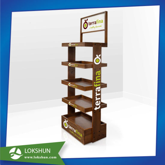 Free Standing Vitamin Display Stand Retail Store Display pictures & photos
