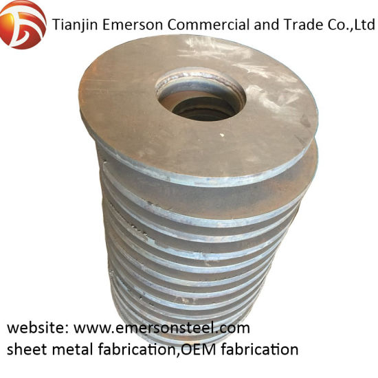 China Professional Manufacturer Customized Steel Parts High Precision Sheet Metal Fabrication
