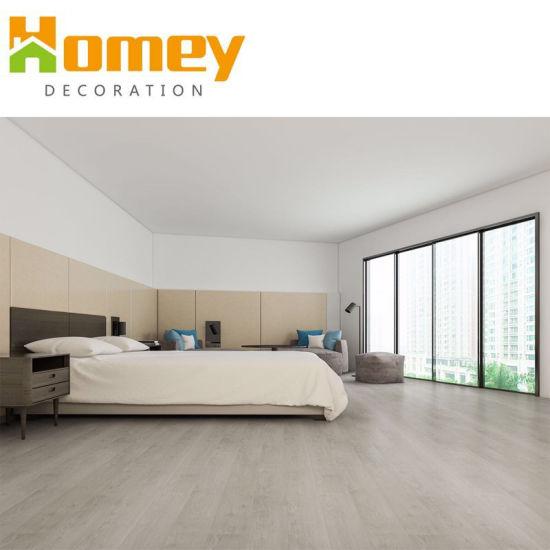 China High Quality Free Sample Waterproof Wood Look Vinyl Floor