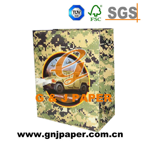 Good Quality Brown Kraft Paper Bag for Charcoal Packing pictures & photos