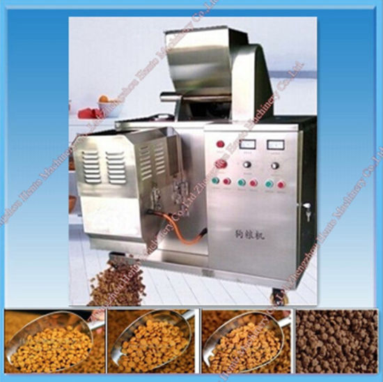 Popular Automatic Dry Dog Food Making Machine pictures & photos