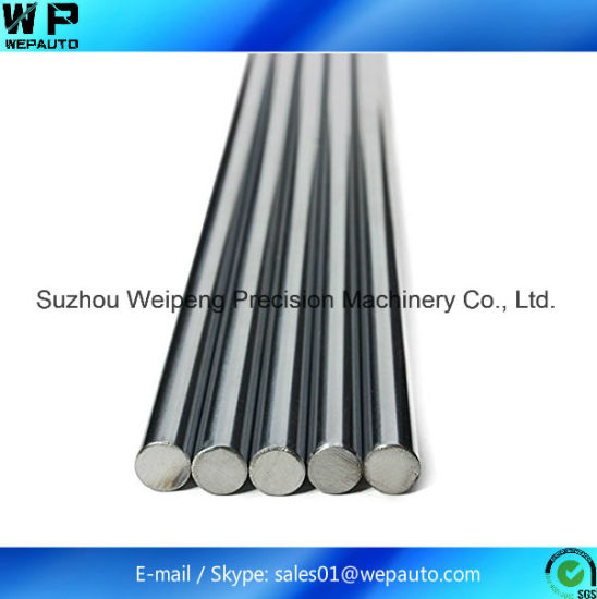 1045 Induction Hard Chrome Plated Piston Rod for Hydraulic Cylinder pictures & photos