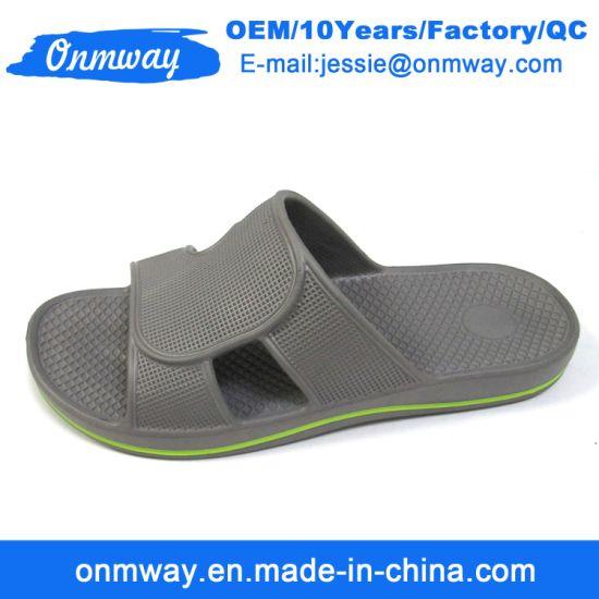 a63e9dffae049f Men′s Rubber Slide Sandal Slipper Comfortable Shower Beach Shoe. Get Latest  Price