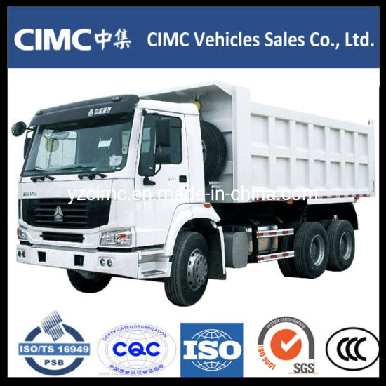 Sinotruk HOWO 6*4 336HP 371HP Heavy Duty Dump Dumper Tipper Truck