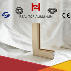Anodized Surface Treated Aluminium Alloy Profiles for Doors and Windows pictures & photos