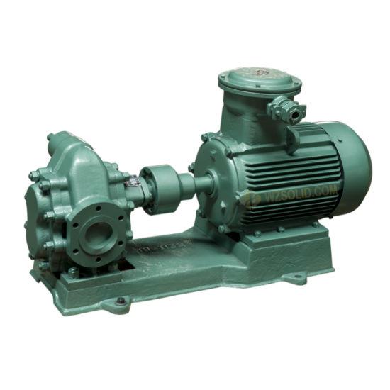 China Marine Fuel Oil Supply Pump - China Gear Oil Pump, Fuel Oil Pump