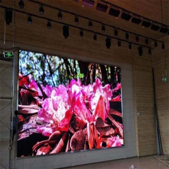 P3.91 Full Color Indoor Rental LED Display Screen Video Wall Event Show Conference LED Panels