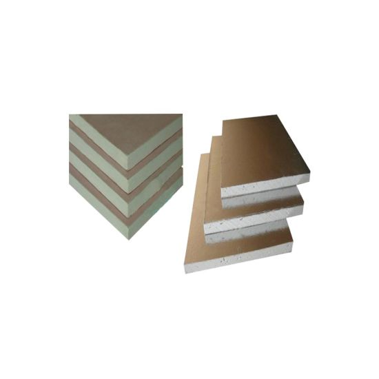 China Soundproof Drywall OEM Gypsum Board Plasterboard - China