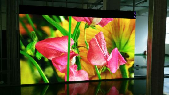 P3.91 High Refresh Indoor Rental Full Color LED Display Screen for Stage
