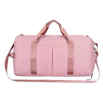 Custom Waterproof Oxford Travel Bag, Outdoor Sports Duffle Gym Bag, Large Capacity Folding Duffle Bag Multi-Function Storage Bag