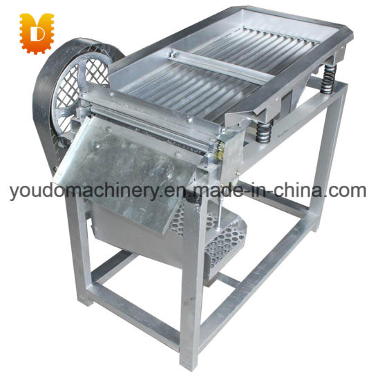 Udxmd-100 Factory Supply Green Bean Peeling /Shelling Machine for Sale