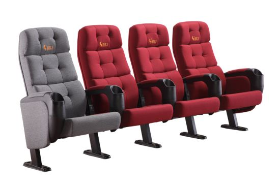 Foshan New Design Cinema Movie Theater Chair With USB