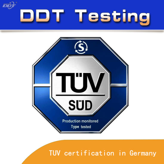 TUV Test and Certification Service