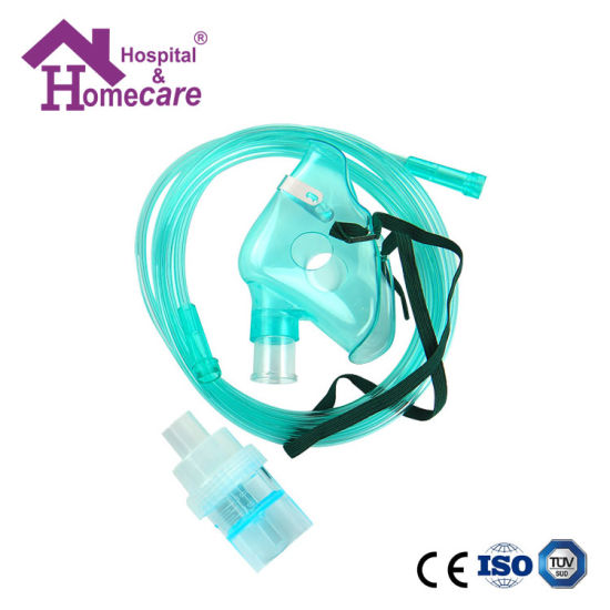 Ce ISO Disposable Medical Nebulizer Mask (MW107)