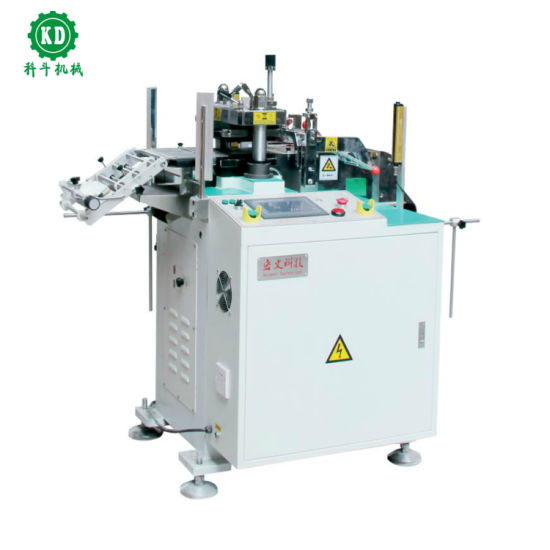 China Die Cutting Machine with Kiss Cut for Foam Insulation - China