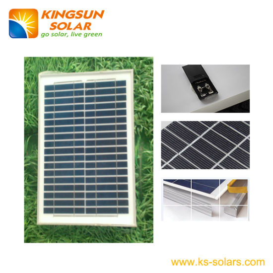 China 20W Small-Size Poly-Crystalline Solar Panel/Module for
