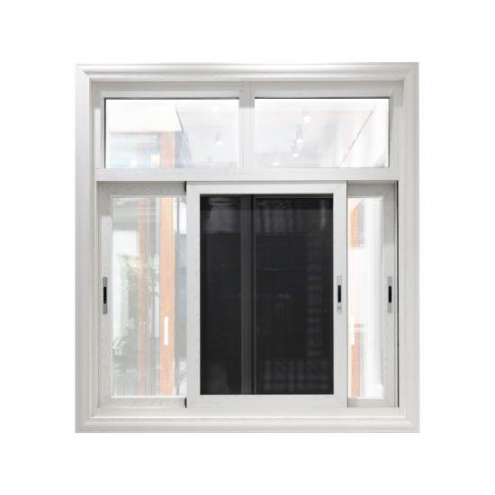Wholesale Aluminium/Aluminum Alloy Tempered Laminated Glass Sliding Door Window Price