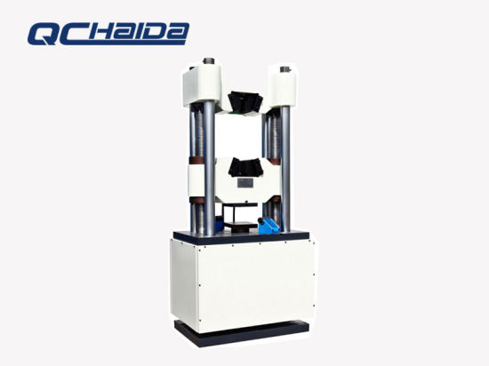 1000kn Hydraulic Universal Compression Tensile Testing/Test Machine