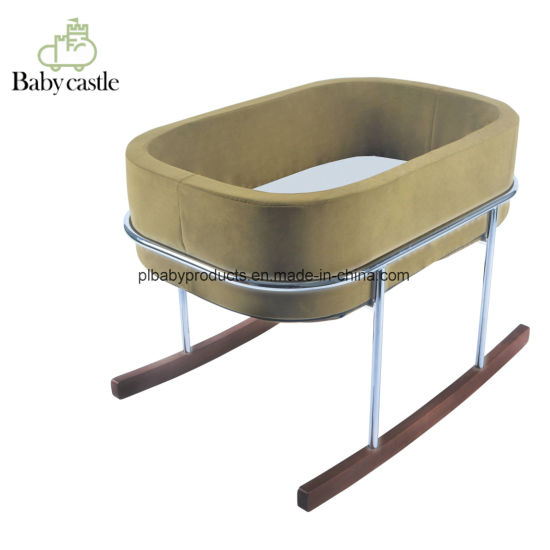 Cheap Colorful Multifunction Infant Baby Bed Folding Baby Crib Infant Cot Playpen Baby Crib Bed with Ce Certificate