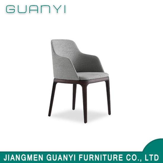 Restaurant Comfort Armchair Cafe Wood Design Dining Chair