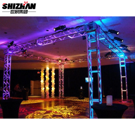 diy portable stage small stage lighting truss. Small Stage Lighting Wedding Event Truss Decorative For Diy Portable Stage Small Lighting Truss G