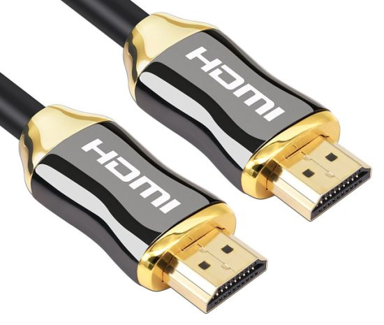 4K 3D HDMI Cable 1m 1.5m 2m 3m 5m 8m 10m 15m HDMI Cable 4K 18gbps Gold Plated Video HDMI Cable with Ethernet