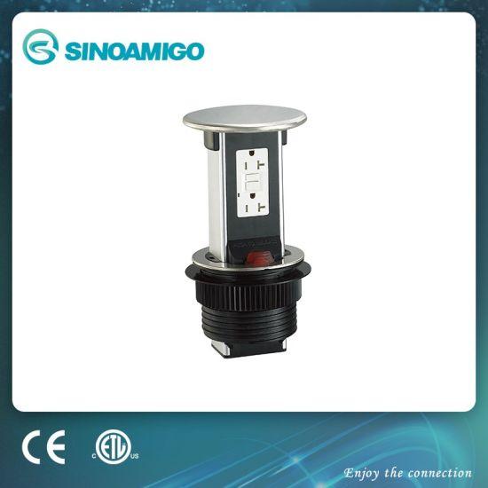 Sinoamigo European Type Desktop Socket