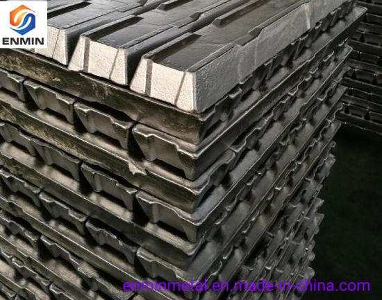 Many Grades of Magnesium Ingots Low Price Large Stock