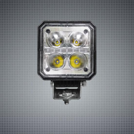 IP67 LED Auto Flood Truck Work Spotlight Car Driving Light