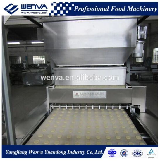 High Quality Stainless Steel Automatic Cookies Making Machine