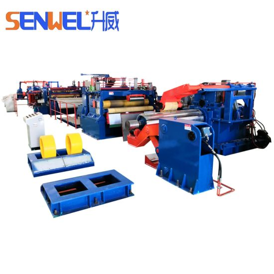Stainless Steel Coil Slitting Machine Manufacturer