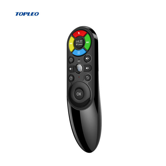 Factory Price Q6 Air Mouse Wireless Onida Smart TV Mouse Bt Fly Air Mouse Remote Keyboard