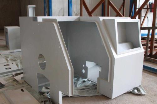 Ustom Sheet Metal Fabrication Bending Welding Stamping Parts