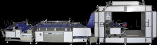 Factory Direct Supplier Auto Cylinder Screen Process Press Machine