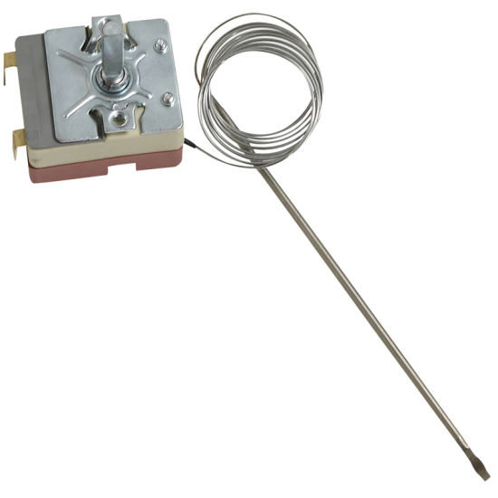 350degree Heating Capillary Solar Heater Frying Pan Thermostat