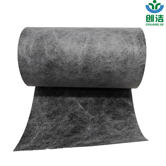 Single Efficiency Formaldehyde Removal Carbon Cloth for Air Filter