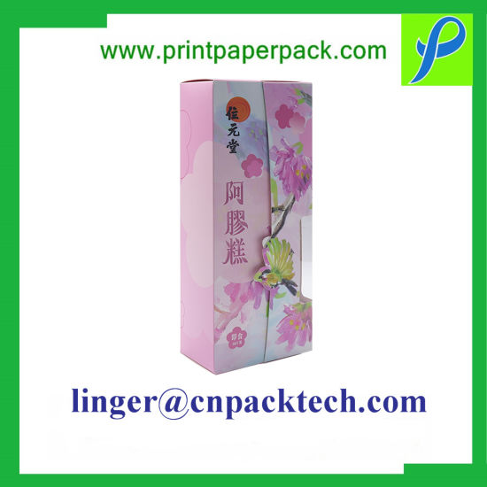 High Quality Royal Cardboard Customized Book Gift Bag for Education Institution pictures & photos