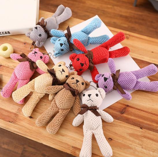 How To Crochet Mini Bear Amigurumi - YouTube | 543x547